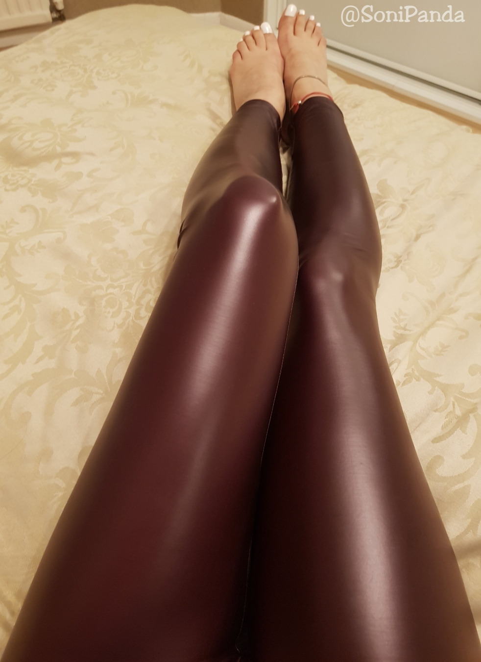 e68d57b92fdf02 Calzedonia Leather Effect Leggings – sonipandablog
