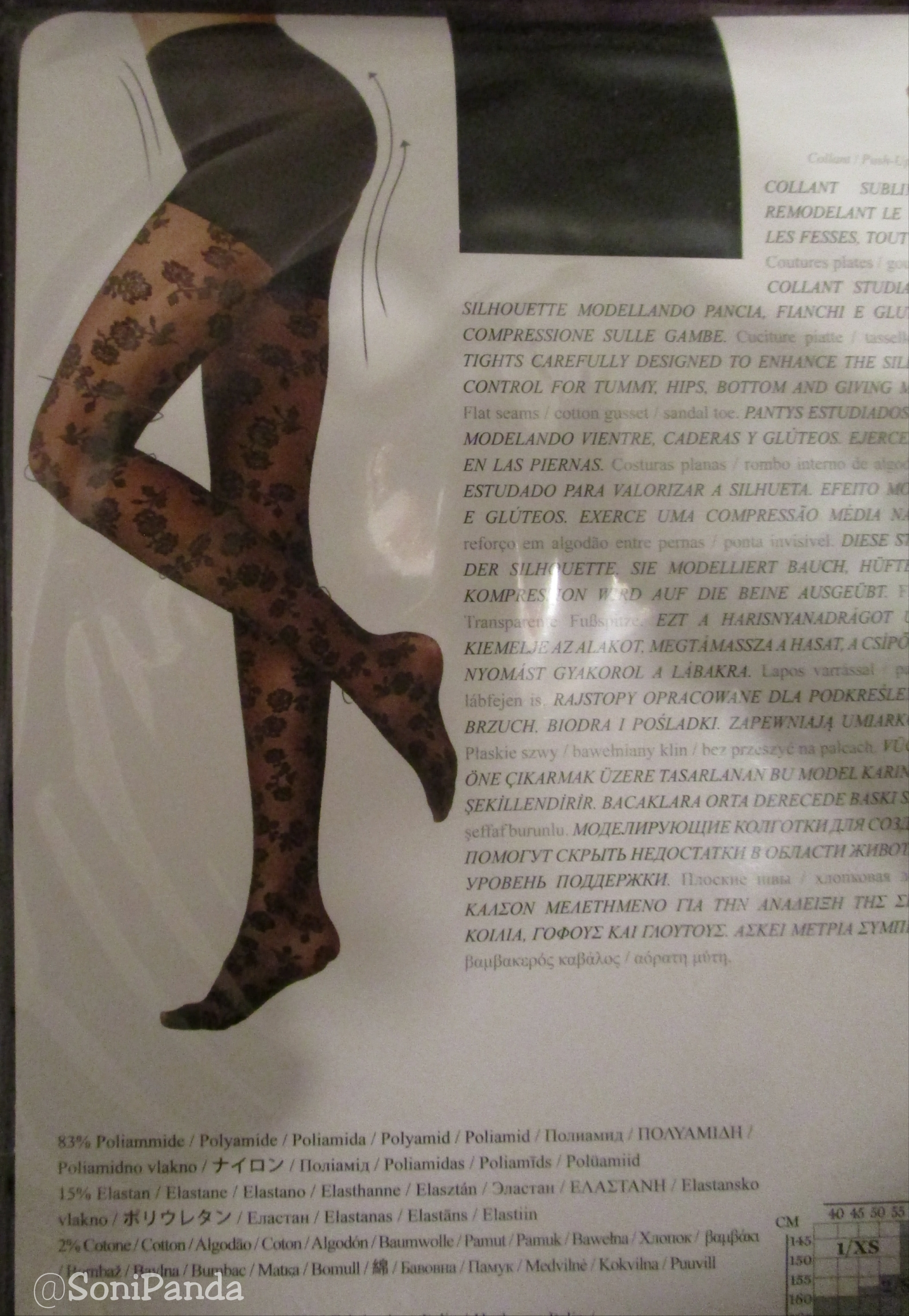 d3100a8fdf8 Calzedonia Floral Patterned Total Shaper Tights – sonipandablog