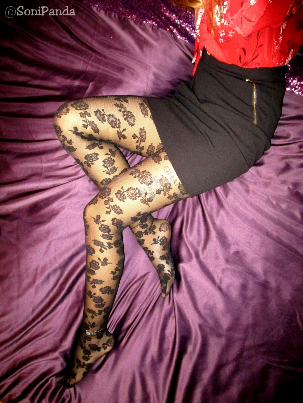 299c026ce82 Calzedonia Floral Patterned Total Shaper Tights – sonipandablog